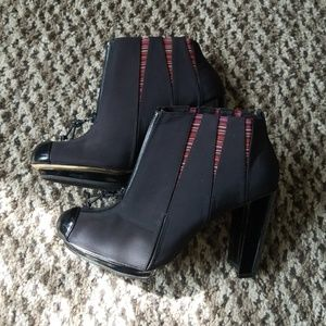 Isabel Toledo Limited Edition Boots.